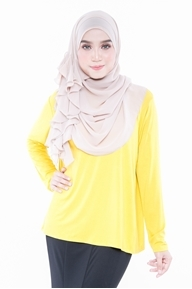 Picture of Naomi Blouse Yellow