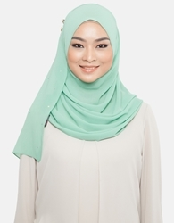 Picture of Kaitlyn Shawl in Mint Green