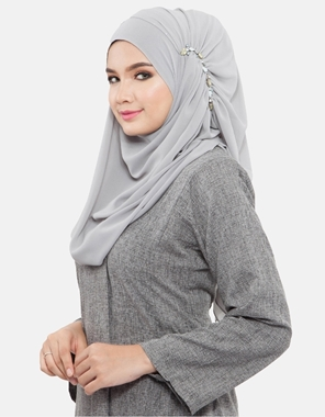Picture of Giselle Instant Silver Grey
