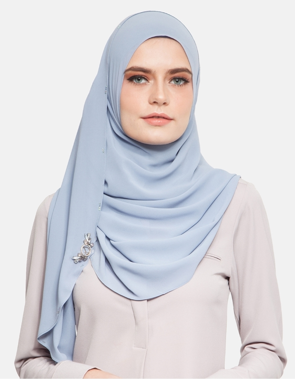 Picture of Salma Premium Instant in Baby Blue