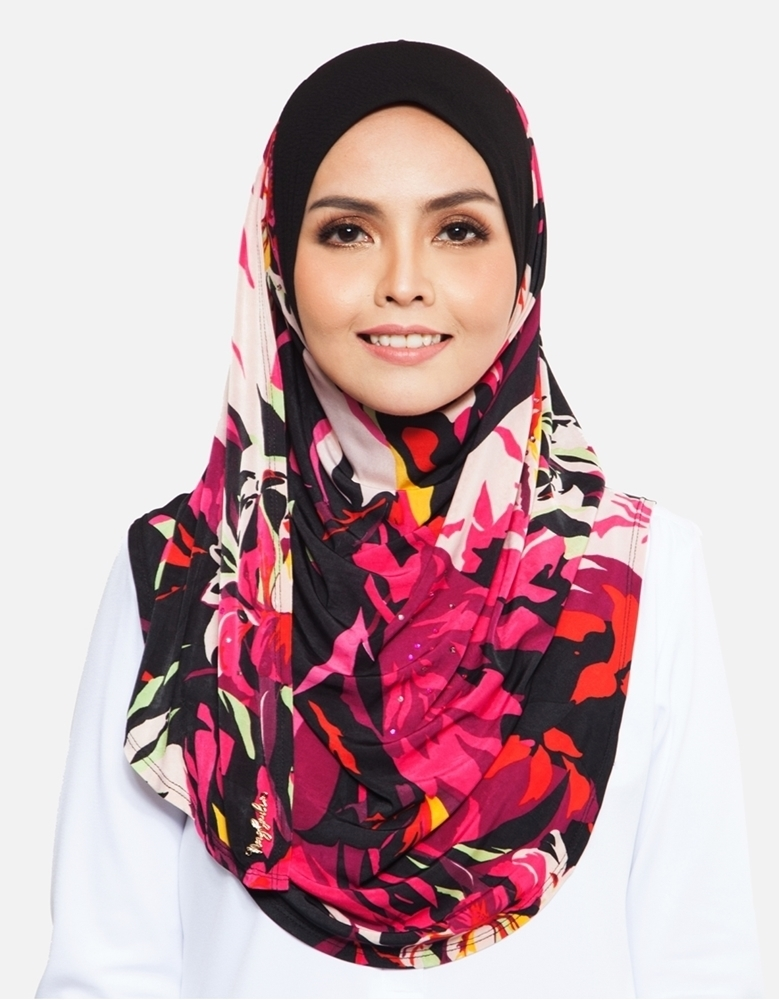 Picture of Adriana Instant Scarves 04