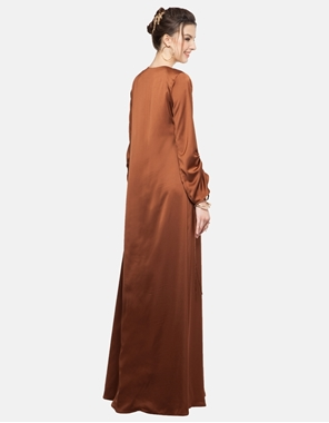 Picture of Maya Lux in Dazzling Brown (READYSTOCK)