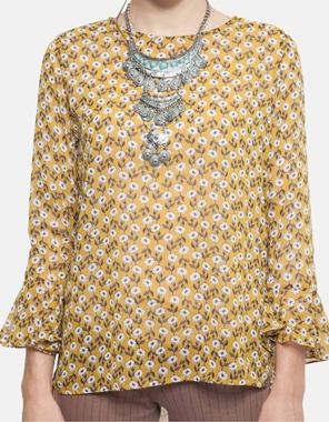 Picture of Rachel Printed Blouse 05