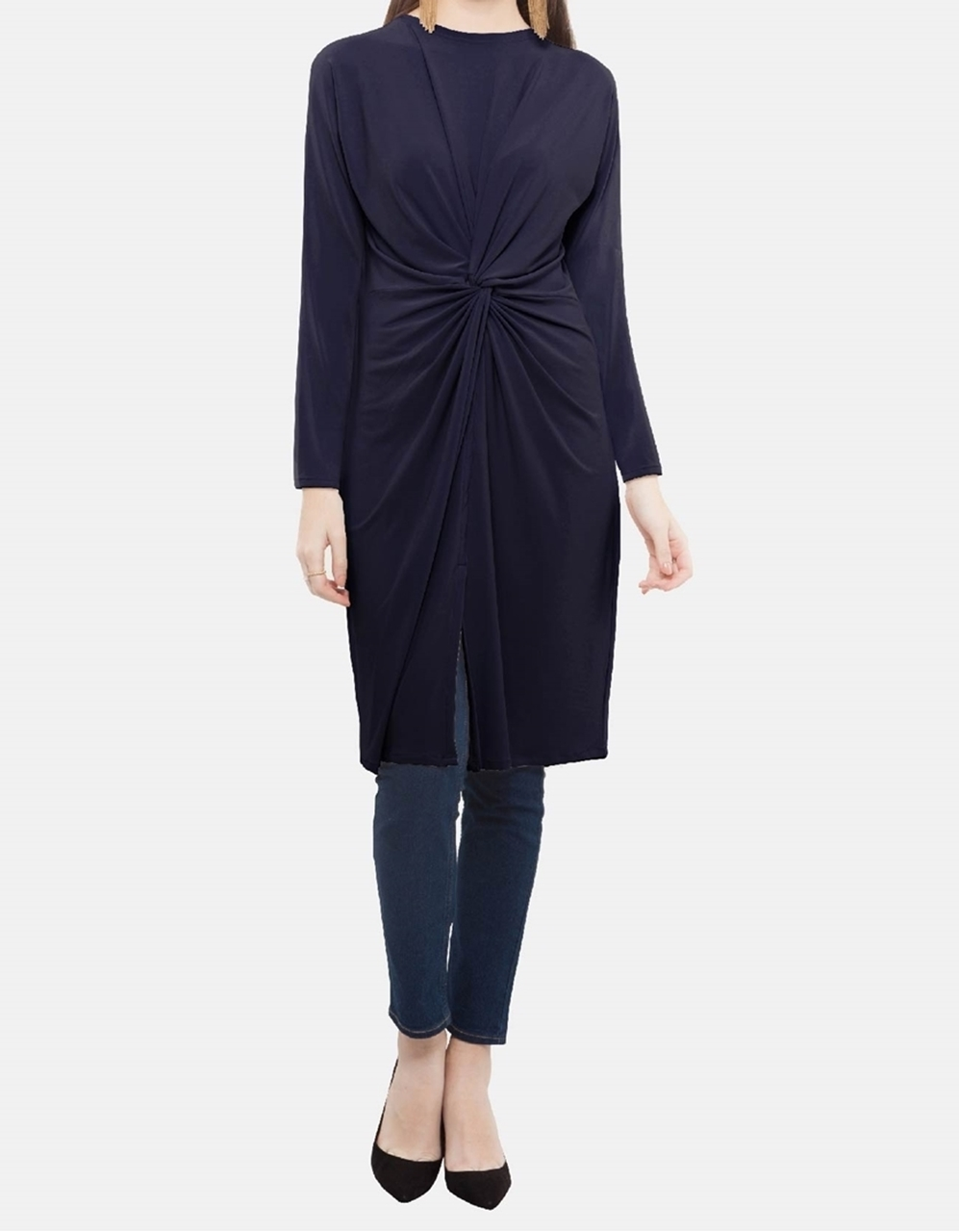 Picture of Ophelia Blouse in Ensign Blue