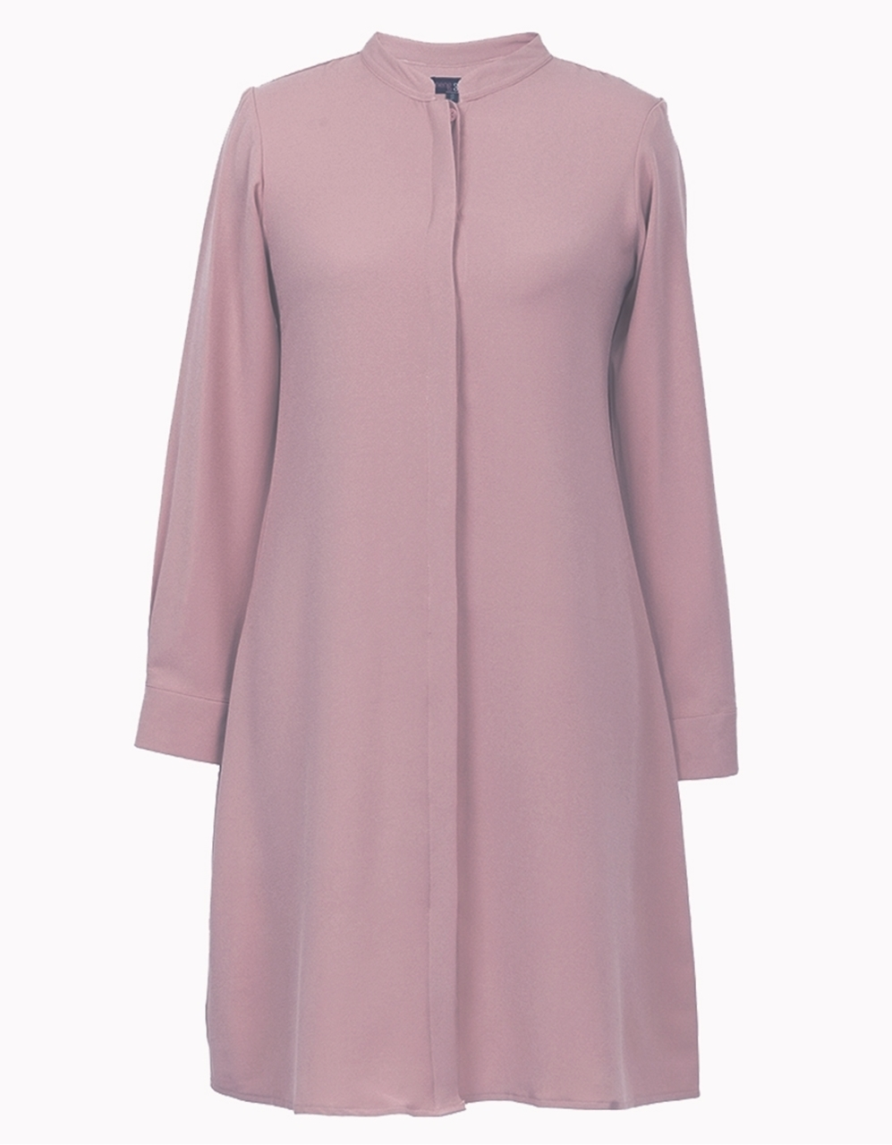 Picture of Alanna Tunic In Baby Rose  [CODE 059 PRE-ORDER]
