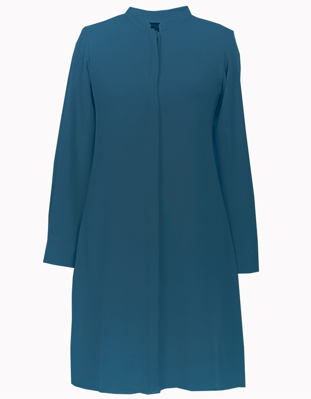 Picture of Alanna Tunic In Ivy Blue [CODE 013 PRE-ORDER]