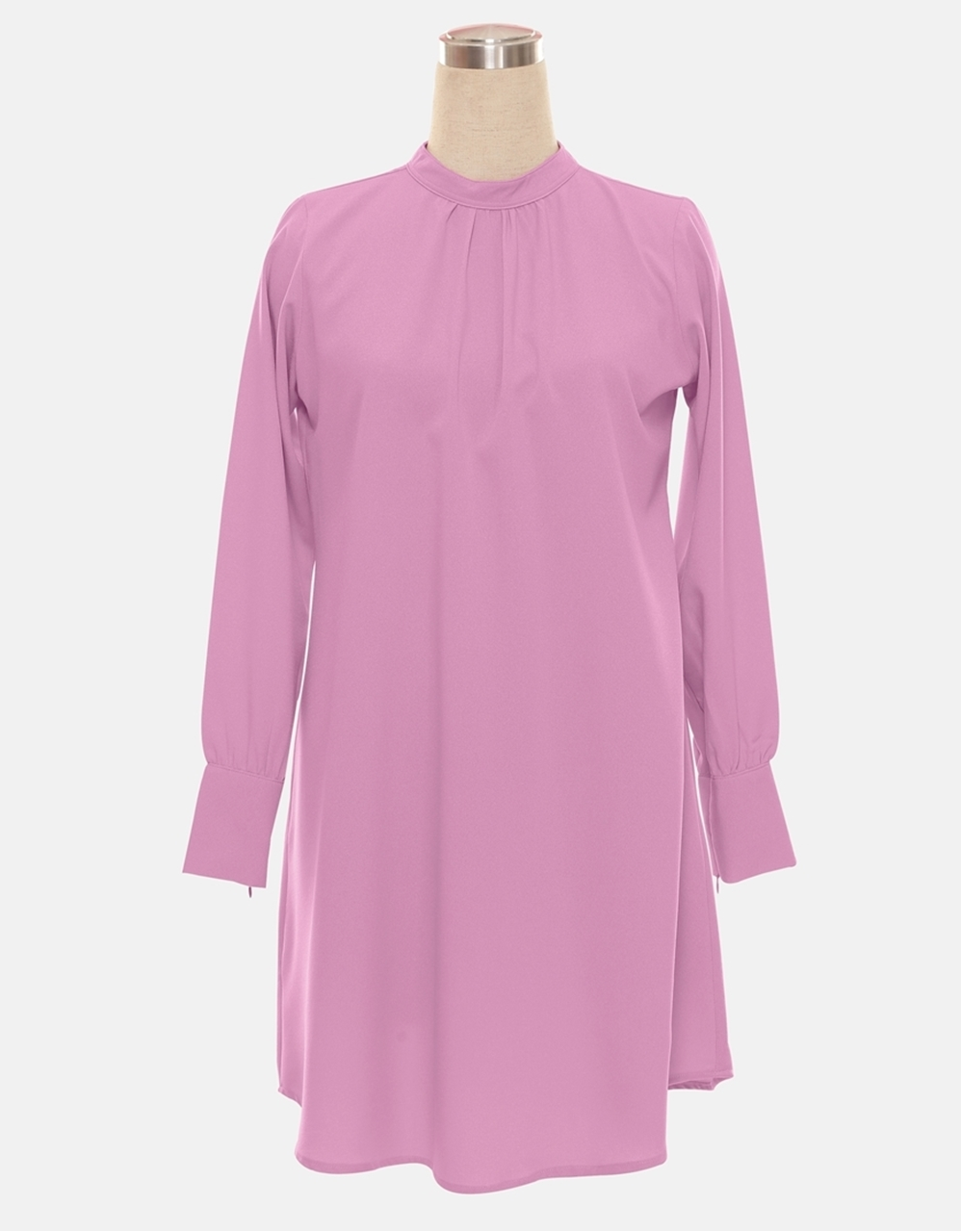 Picture of Aina Tunic Blouse In PEONY [CODE 033 PRE-ORDER]